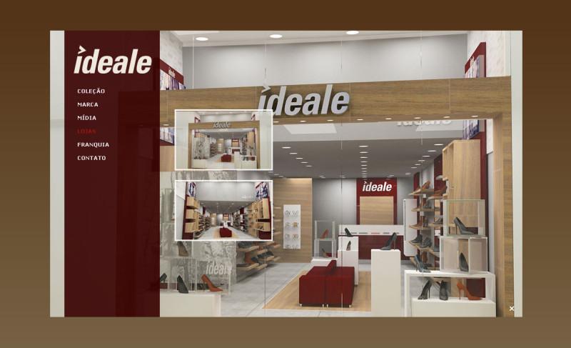 Ideale Calçados e Acessórios Lojas