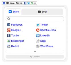 addtoany plugin wordpress