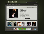 DISCOMANIA LOJA DE DISCOS WEBSITE CD DVD MÚSICA