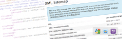 google-sitemap generator plugin wordpress